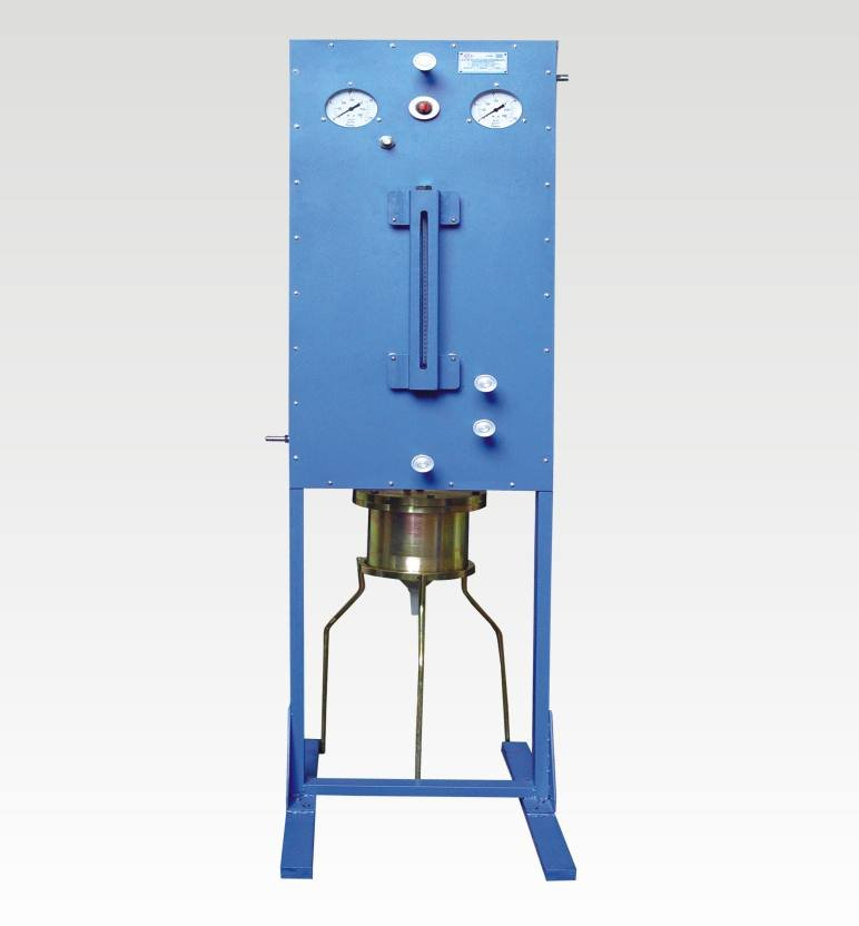 cement mortar and concrete permeability apparatus 100mm