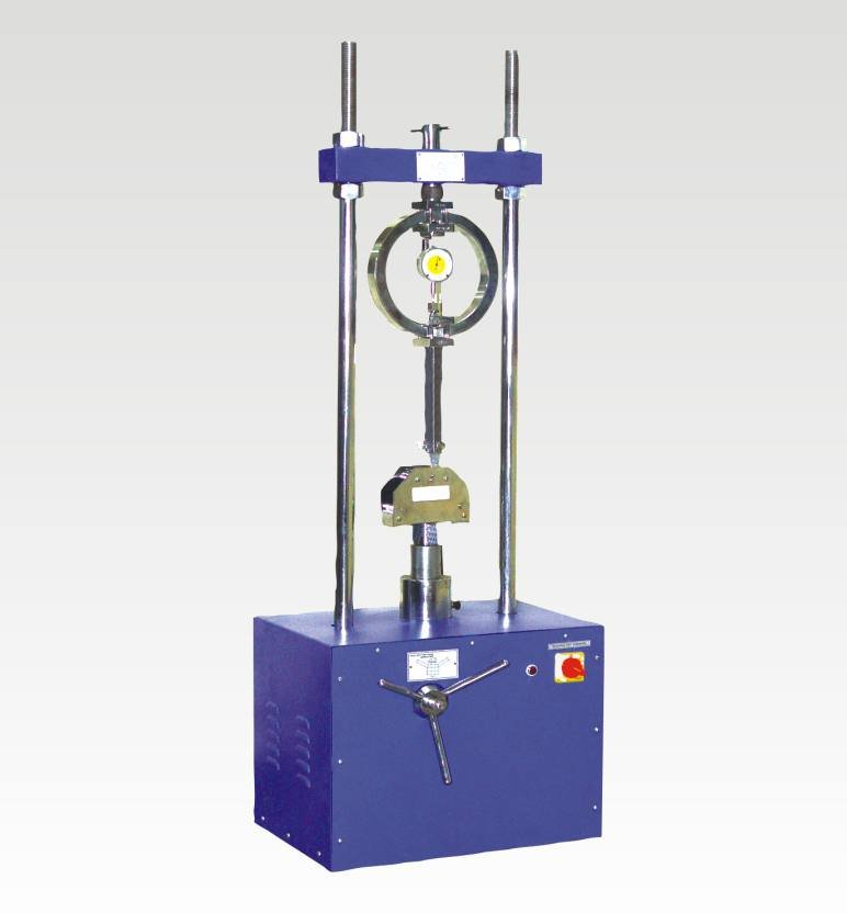 flexure testing machine motorised