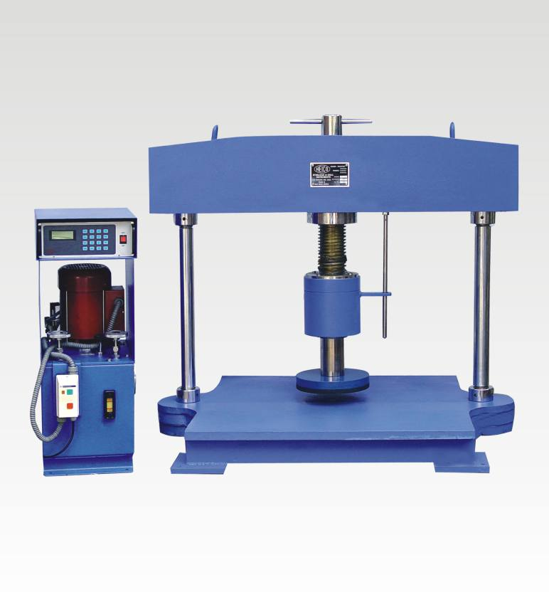 manhole cover testing machine digital