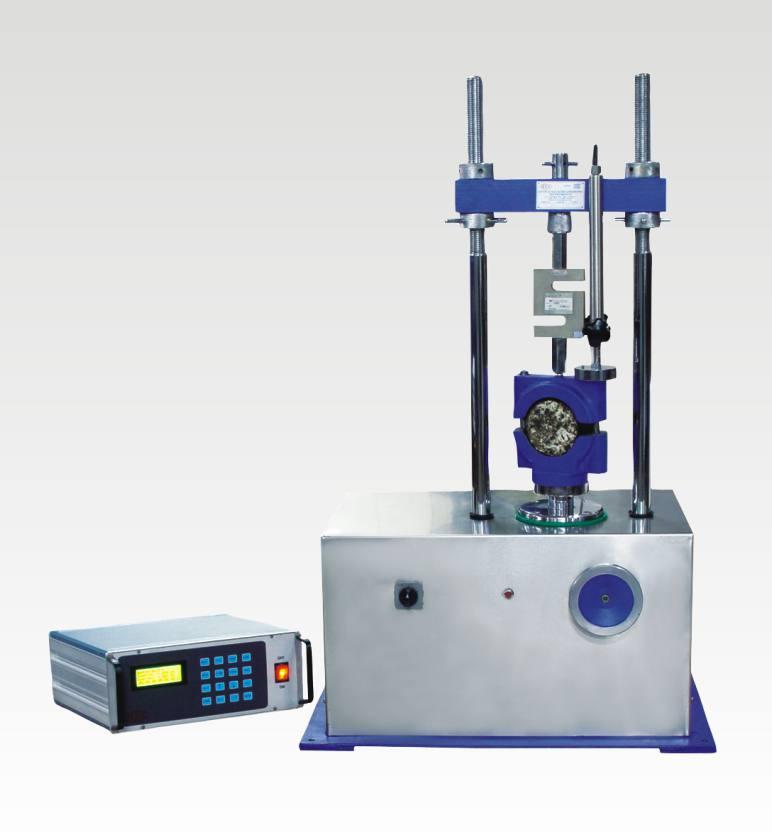 marshall apparatus test apparatus with digital display