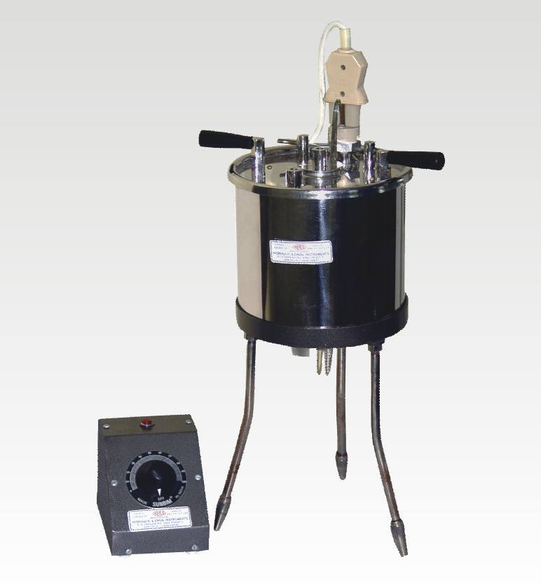 saybolt viscometer electrically heated