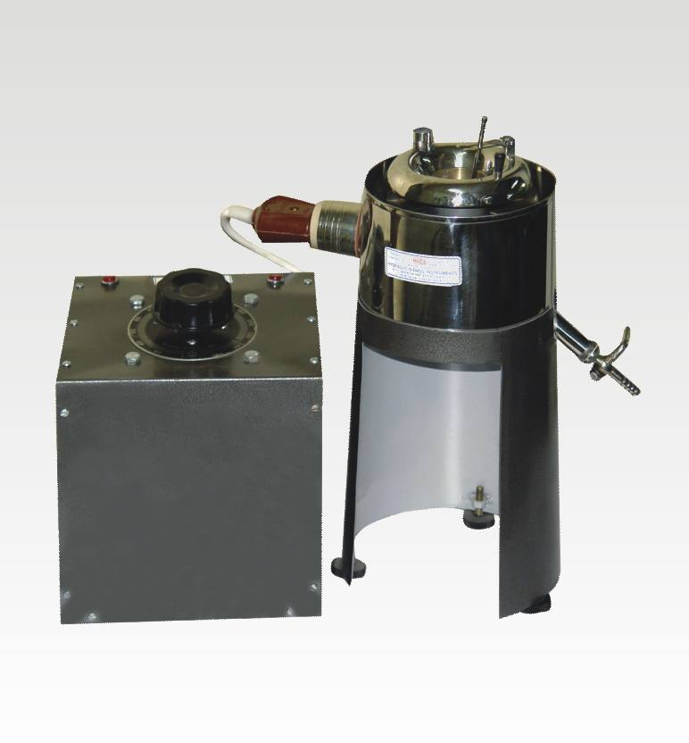 standard tar viscometer electrically heated