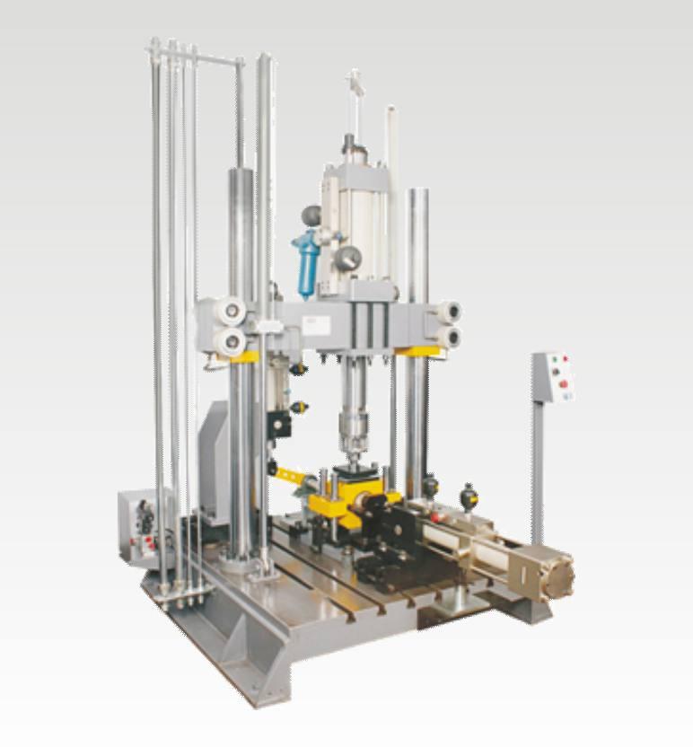 Three Axis Fatigue Testing Machine