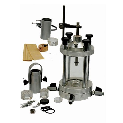 Equipment Used for Triaxial Testing